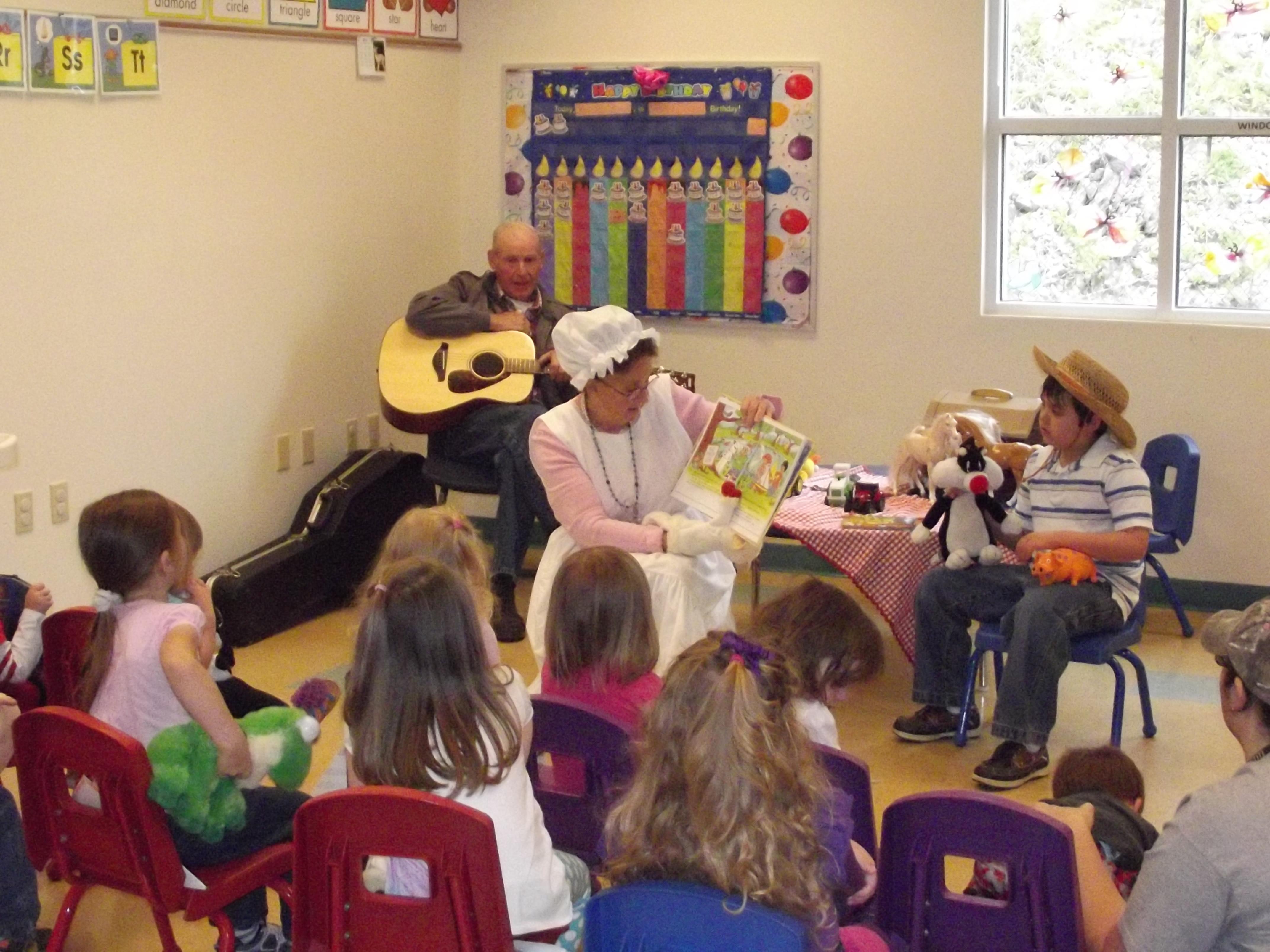Kinder Garden: Generations Daycare Center